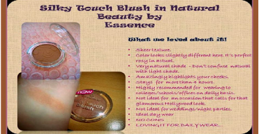 Essence Silky Touch Blush in Natural Beauty