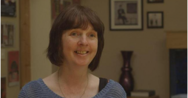 Woman With Bionic Eye