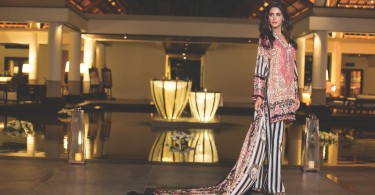 Shehla Chatoor Luxury Lawn 2016 by Shariq Textiles (34)