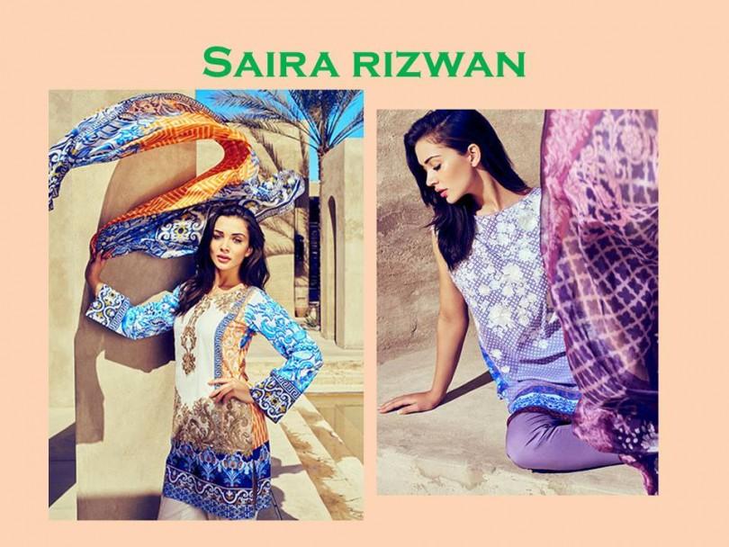 Saira Riwan Spring/Summer Collection 2016