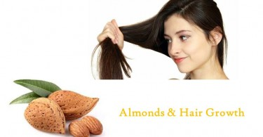 Almonds For Hair Growth
