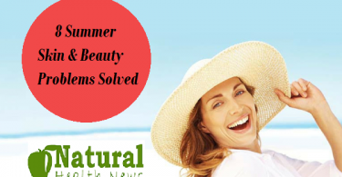 Summer Skin and Beauty Problems