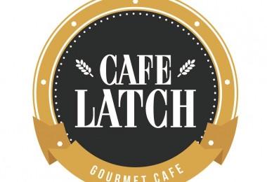 Cafe Latch - Logo [F]