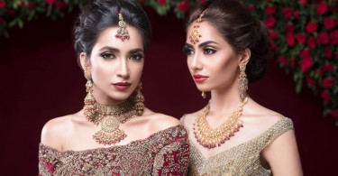 Fatima Nasir - Baarat Hair & Makeup Looks (3)