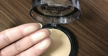 NYX Nofilter Finishing Powder