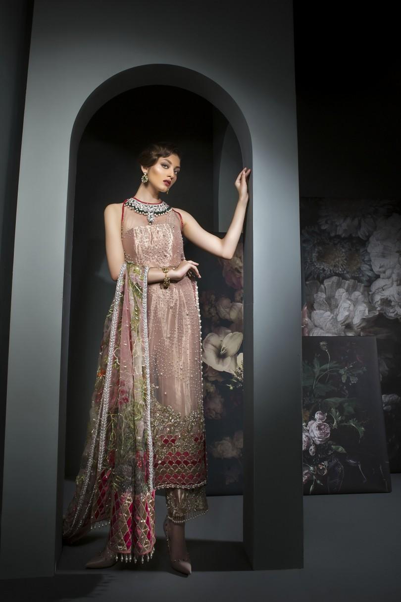 Saira Shakira - A Monsoon Wedding - Look 3 (2)