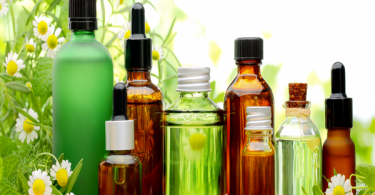 Natural Essential Oils for Wellbeing and Weight Loss