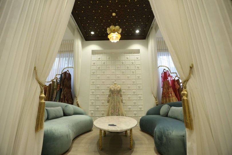 Saira Rizwan - Flagship Store designed by Strata Spaces (1)