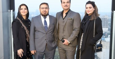 Mr and Mrs.Ahmed Fazeel, Mr and Mrs. Nadeem Mirza