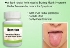 Burning Mouth Syndrome Herbal Treatment